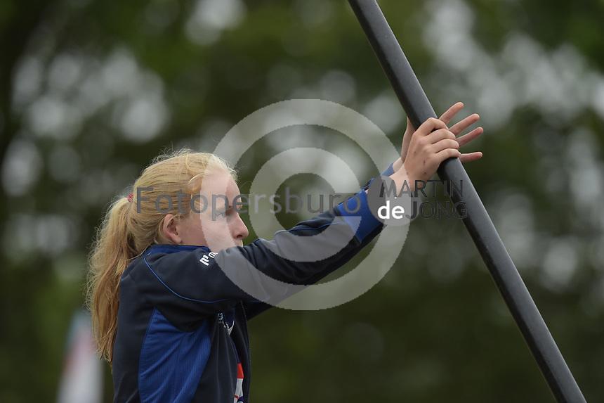 FIERLJEPPEN: FRYSLÂN: 2019, Hanneke Westert, ©foto Martin de Jong
