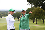 SEPTEMBER 9: University of North Texas Mean Green Women's Golf marketing photos for the 2020/2021 season on September 9, 2020