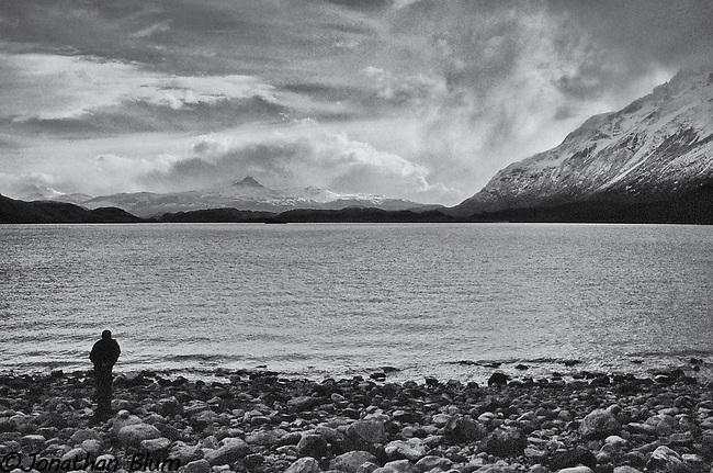 On the Shore, Patagonia