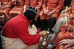 Easter, Syrian Orthodox Maundy Thursday ceremony