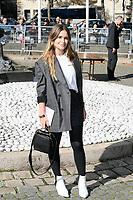 Miroslava DUMA - Show MIU MIU Paris Fashion Week Womenswear Sring/Summer 2018 - 03/10/2017 - France