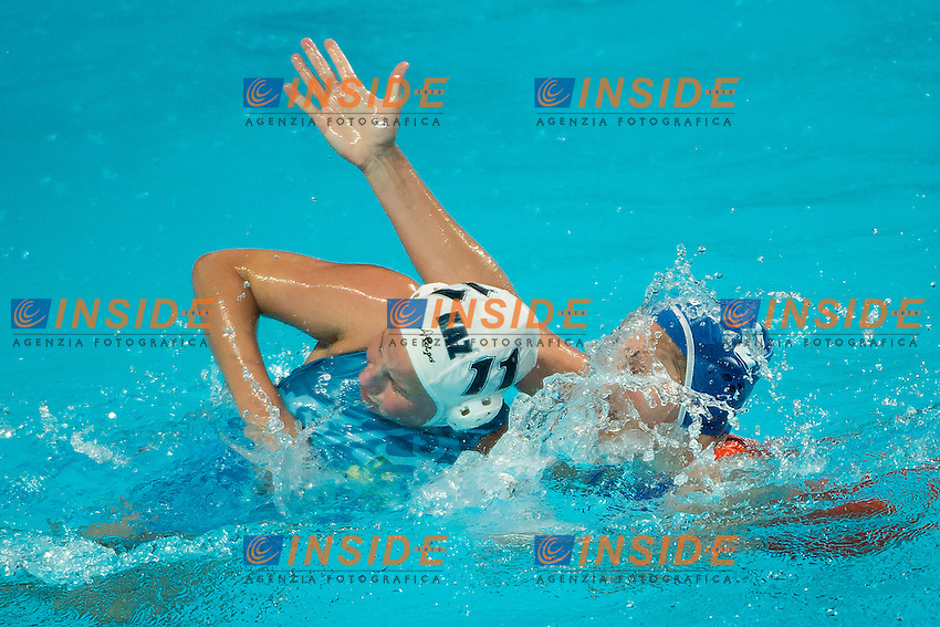 MIRSHINA Anastassiya KAZ<br /> Preliminary Round II<br /> Waterpolo - Waterpolo Arena<br /> Day09 01/08/2015<br /> XVI FINA World Championships Aquatics Swimming<br /> Kazan Tatarstan RUS July 24 - Aug. 9 2015 <br /> Photo A.Masini/Deepbluemedia/Insidefoto