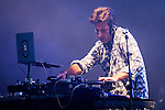 © Joel Goodman - 07973 332324 . 06/06/2015. Manchester , UK . The DJ , MARK RONSON , performs at The Parklife 2015 music festival in Heaton Park , Manchester . Photo credit : Joel Goodman