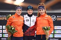 SPEEDSKATING: HAMAR: maart-2020, ISU World Speed Skating Championships, Allround, ©photo Martin de Jong