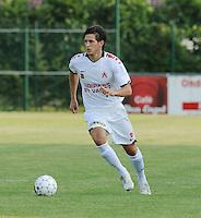 KV Kortrijk : Rami Gershon..Foto VDB / BART VANDENBROUCKE
