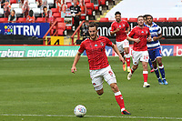 Tom Lockyer of Charlton Athletic in action during Charlton Athletic vs Reading, Sky Bet EFL Championship Football at The Valley on 11th July 2020