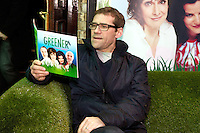 NO FEE PICTURES 1/5/12 Nick Munier at the opening night of the world premiere of Fiona Looney's new play Greener at the Gaiety Theatre, Dublin. Picture:Arthur Carron/Collins