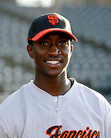 Evan Crawford ---  AZL Giants - 2009 Arizona League.Photo by:  Bill Mitchell/Four Seam Images