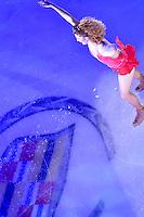 The Voice's RaeLynn entertains at the Houston Galleria's Ice Spectacular