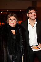 Ginette Reno, singer and actress, (L)<br /> photo : Pierre Roussel (c)  Images Distribution