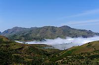Zentrales Bergland, Santo Antao, Kapverden, Afrika