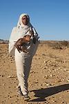 woman with calf qohaito
