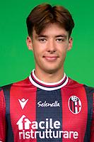 Aaron Hickey of Bologna FC