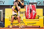 Japanese Kei Nishikori during Mutua Madrid Open 2018 at Caja Magica in Madrid, Spain. May 07, 2018. (ALTERPHOTOS/Borja B.Hojas)