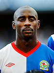 Jason Roberts of Blackburn Rovers in action against Kitchee FC during the Asia Trophy pre-season friendly match at the Hong Kong Stadium on July 30, 2011 in So Kon Po, Hong Kong. Photo by Victor Fraile / The Power of Sport Images