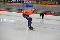 SPEEDSKATING: INZELL: Max Aicher Arena, 09-02-2019, ISU World Single Distances Speed Skating Championships, 5000m Ladies, Esmee Visser (NED), ©photo Martin de Jong