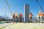 Wesley Woods Concrete Pouring Job Site Photography | Corna-Kokosing