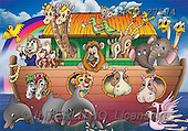 Alfredo, CUTE ANIMALS, puzzle, paintings(BRTO27574,#AC#) illustrations, pinturas, rompe cabeza