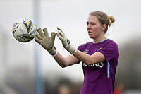 Anna Moorhouse of West Ham during West Ham United Women vs Arsenal Women, Women's FA Cup Football at Rush Green Stadium on 26th January 2020