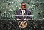 Bahamas<br /> H.E. Mr. Frederick Mitchell<br /> Minister of Foreign Affairs