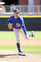 Chris Rusin, Chicago Cubs 2010 minor league spring training..Photo by:  Bill Mitchell/Four Seam Images.