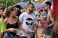 BRASÍLIA, DF, 05.11.2016 – ENEM-DF – Candidatos chegam para fazer a prova do Enem neste sábado, 05, na Universidade UPIS (União Pioneira de Integração Social) na Asa Sul em Brasília. (Foto: Ricardo Botelho/Brazil Photo Press)
