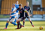 St Johnstone v Ross County…24.02.18…  McDiarmid Park    SPFL<br />Marcus Fraser and Chris Kane<br />Picture by Graeme Hart. <br />Copyright Perthshire Picture Agency<br />Tel: 01738 623350  Mobile: 07990 594431
