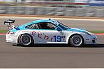Eduardo Costabal (19), Driver of Muehlner Motorsports America Porsche GT3 in action during the Grand Am of the Americas, Rolex race at the Circuit of the Americas race track in Austin,Texas...