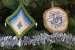Homemade Christmas Ornaments, Bellevue, WA, USA