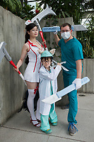 Pax Prime 2015, Seattle, Washington State, WA, America, USA.