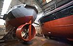 Woodshack - Davenham & Tug Restoration