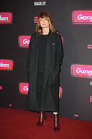 AXELLE LAFFONT, AVANT-PREMIERE DU FILM 'GANGSTERDAM' AU GRAND REX A PARIS, FRANCE, LE 23/03/2017.