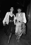 ROSANNA FRATELLO CON CRISTIANO MALGIOGLIO<br /> FESTA PER I 10 ANNI DI PLAYBOY<br /> PIPER  CLUB ROMA 1980