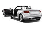 Car images of 2016 Audi TT-Roadster - 2 Door Convertible Doors
