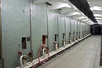 Fermentation tanks. Codorniu, Sant Sadurni d'Anoia, Penedes, Catalonia, Spain