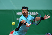 16th April 2021; Roquebrune-Cap-Martin, France;  Fabio Fognini   during the Rolex Monte Carlo Masters