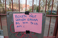 2020/03/15 Berlin | Corona | Reaktionen