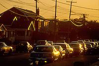- New Jersey, suburban landscape ....- New Jersey, paesaggio suburbano