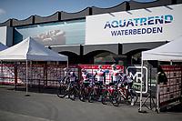 Only 6 starters for Team Trek-Segafredo <br /> Team presentation in pandemic infested times<br /> <br /> 73rd Kuurne - Brussels - Kuurne 2021<br /> ME (1.Pro)<br /> 1 day race from Kuurne to Kuurne (BEL/197km)<br /> <br /> ©kramon