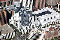 aerial photograph of Rincon Plaza, San Francisco, California