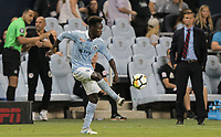 Kansas City, KS - Wednesday September 20, 2017: Gerso Fernandes during the 2017 U.S. Open Cup Final Championship game between Sporting Kansas City and the New York Red Bulls at Children's Mercy Park.