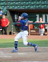 James Outman - 2018 Ogden Raptors (Bill Mitchell)