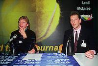 1992, ABNWTT, Boris Becker en Jan van Vliet