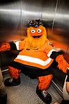 Philadelphia Flyers Mascot, Gritty<br /> <br /> 2018 © Steve Boyle