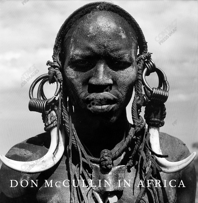 Don McCullin in Africa, Jonathan Cape, London. 2005