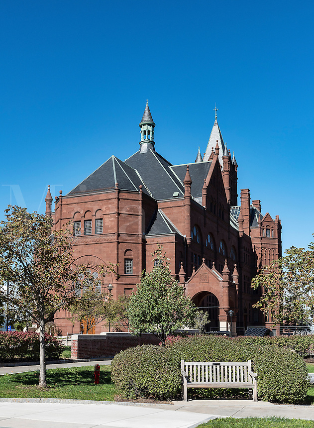 Setnor School of Music at Syracuse University, Syracuse, New York, USA