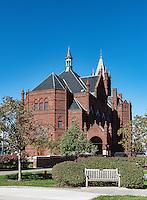 Setnor School of Music at Syracuse University, Syracuse, New York, USA