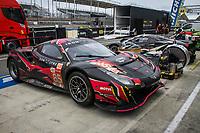 #85 IRON LYNX GBR LMGTE Am /Ferrari 488 GTE EVO Rahel Frey (CHE)/Sarah Bovy (BEL)/Michelle Gatting (DNK)