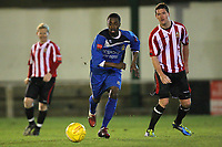 AFC Hornchurch vs Aveley - Ryman League Premier Division Football at The Stadium - 17/12/11 - MANDATORY CREDIT: Gavin Ellis/TGSPHOTO - Self billing applies where appropriate - 0845 094 6026 - contact@tgsphoto.co.uk - NO UNPAID USE
