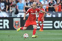 Washington D.C. - February 7, 2015: Toronto FC 2014 season player's recap, at RFK Stadium.